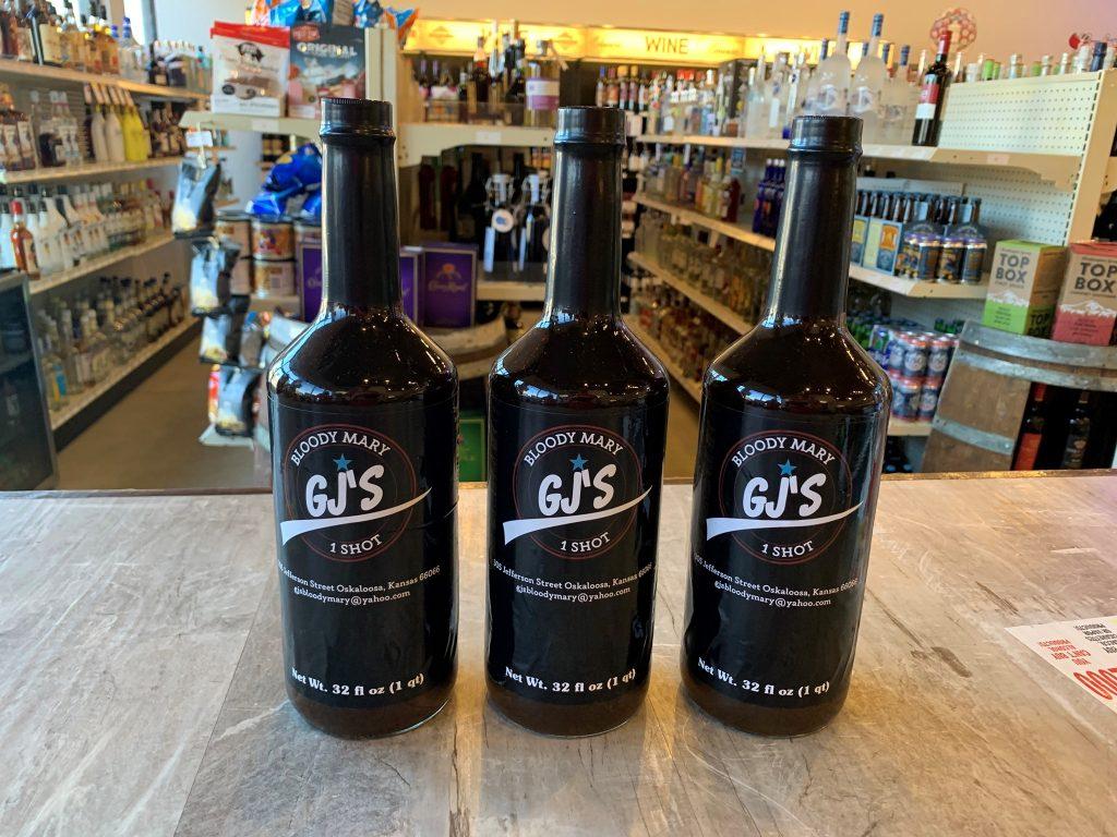 GJ's Bloody Mary 1 Shot