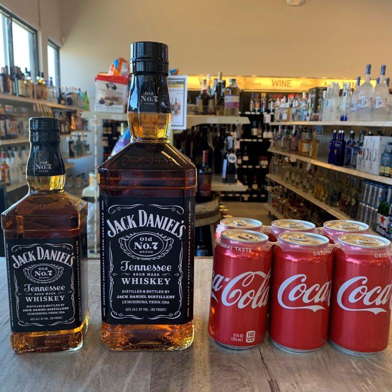 jack daniels coke